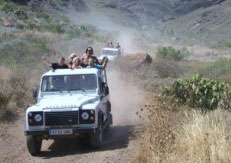 jeep safari 4x4 gran canaria